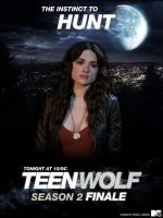 Allison - Teen Wolf Season 2 Finale poster by FastMike