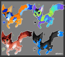 Sparkledog Adopts 001 by Headsetables