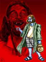 The Vampire Lebowski by rawjawbone