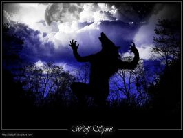 Wolf Spirit.. by DalilaGFX