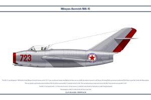 MiG-15 USSR 7 by WS-Clave