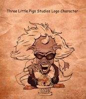 Character design 3 for Logo by creaturedesign