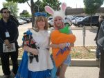 Anime North 2013 - Alice in the Country of Hearts by daisu1