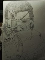 metal gear solid 5 venom snake work in progress by gregginho23