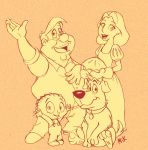 Family Guy Disney-fied by mikmix