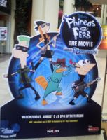 PnF AT2D Bill Board :D by DreamSkittles3000