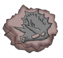 Frill Fossil (CoC Fossil) by Dianamond