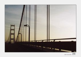 bridging the gap by knold