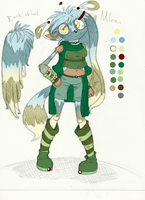 Concept: Milea by Lavenkitty