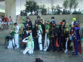 Gathering of Lelouch and C.C. by Lemonloving-goodgirl