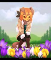 Spring is finally here by luna777