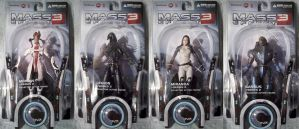 Mass Effect Figures Series 2 by RickF7666