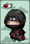 Itachi Love by kozu