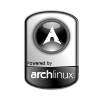 Powered by Archlinux by giannis12a