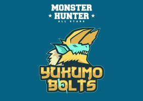 Monster Hunter All Stars - The Yukumo Bolts by BleacheD-InK