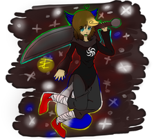Silvo, Welcome to Homestuck God Tier. You are... by SilvoTheCat