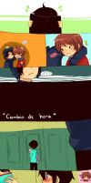 Stolovan Comic: Don't cry 2 by Moeharu