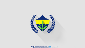 Fenerbahce  Minimalist Wallpaper by Meridiann