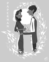 PaperMan by Zates1433