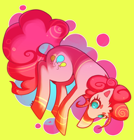 Pinkie Pie by Gullacass