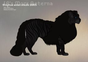 JR's Mors Aeterna 26AS by SheduMaster