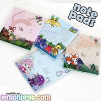 Notepads! by lemonbrat