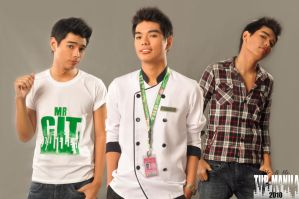 mr cit 2010, mr and ms tup by cheenie
