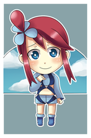 Skyla. by Mack-chan