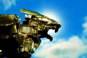 Vibrant Zoid by ImagesbyAllieCat