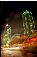 dallas at night2 by whydoidothis