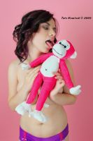 Win A Date With Pink Monkey 07 by tatehemlock