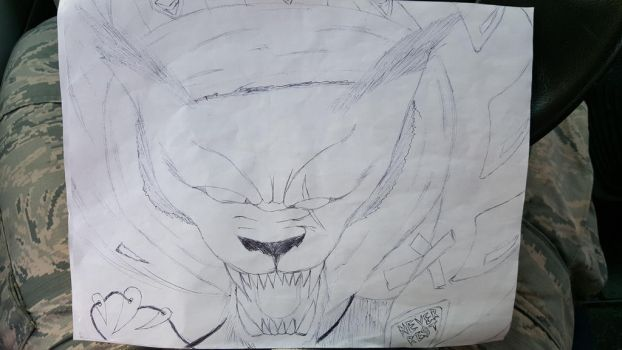 Just a LoL Sketch by Bulldozer1231