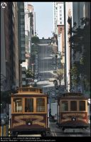 San Francisco, California by MauricioMassami