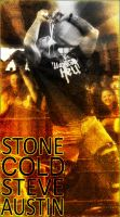 Stone Cold Steve Austin by HrZCreatives