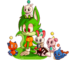 chao garden by Zoiby
