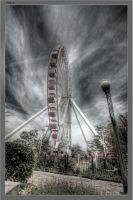 HDR NAVY  PIER Chicago by roykatalan