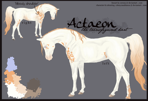 Actaeon : Reference