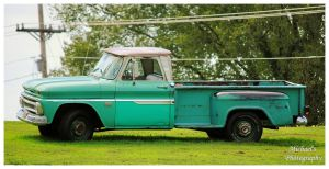An Old Chevy Truck by TheMan268