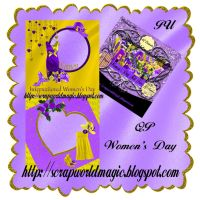 Women's Day QuickPage png Free by weezya