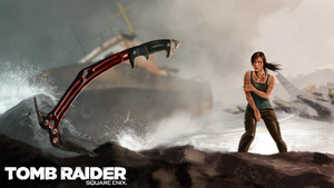 Lara Croft Reborn by Pipeextile92