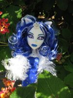 Monster High Custom Unicorn by stormfaerie