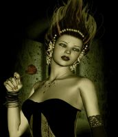 Kiss From A Rose by VisualPoetress