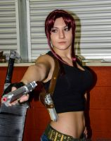 revy black lagoon cosplay by lucyrose3
