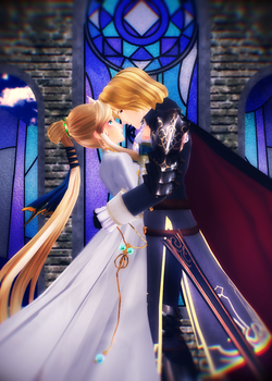 [FE:SD MMD] Captured by Nintendraw