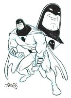 Space Ghost by tombancroft