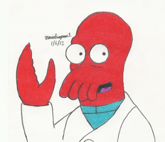 Dr Zoidberg by MarioSimpson1