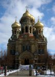 St. Nikolai Sea Cathedral by yanism