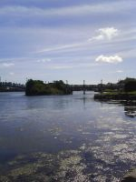 Marine Lake, Southport. by 3moFairee2007