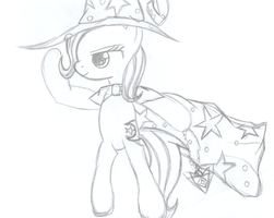 Trixie sketch by soundwave023