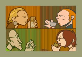 what's your drink? by lllaria